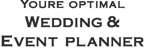 Your Optimal Wedding & Event Planner