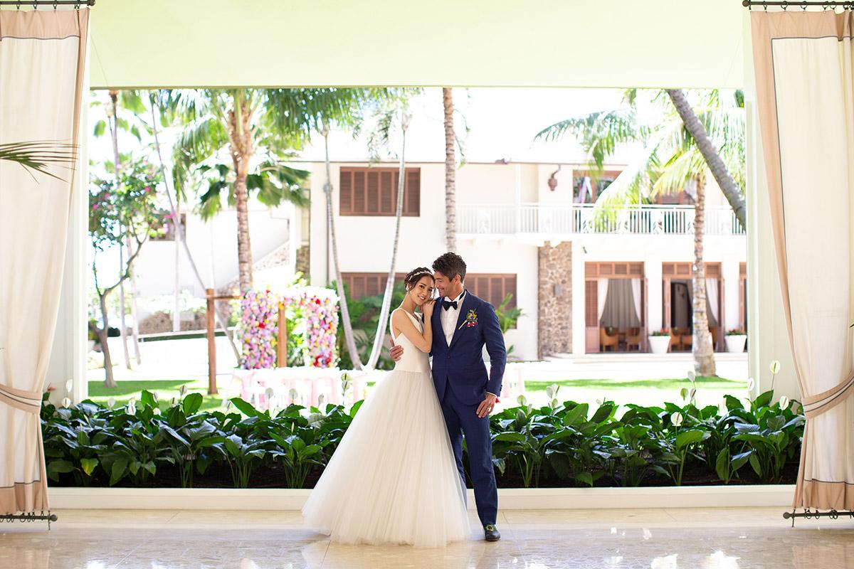 【ハワイ】Halekulani Wedding 2021.7-2022.6月プラン登場!