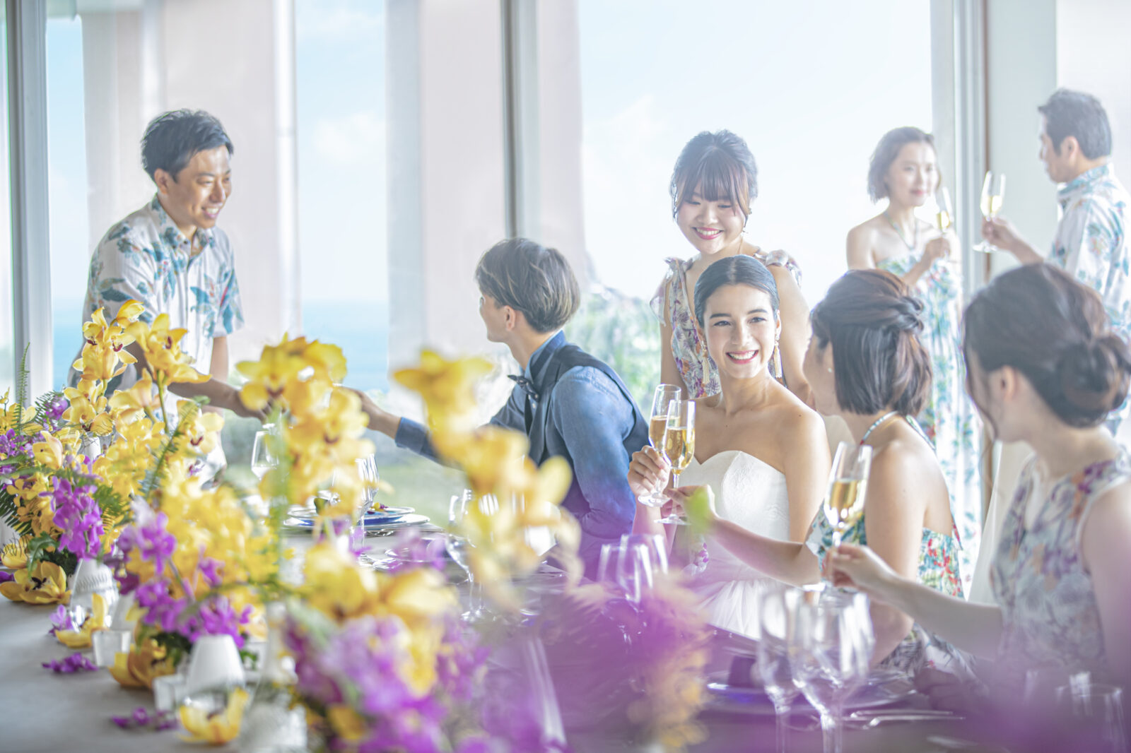 沖縄【Motif公式HP予約限定】挙式+パーティのベストレートセットプランが登場!